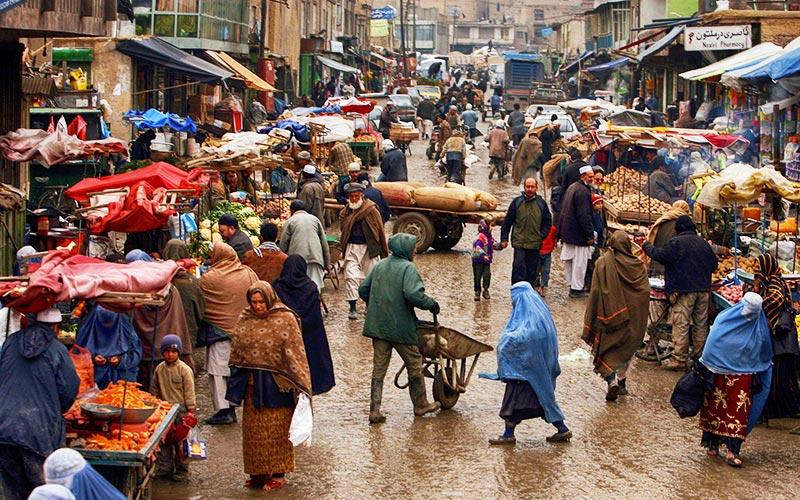 travels-asia-afghanistan-market