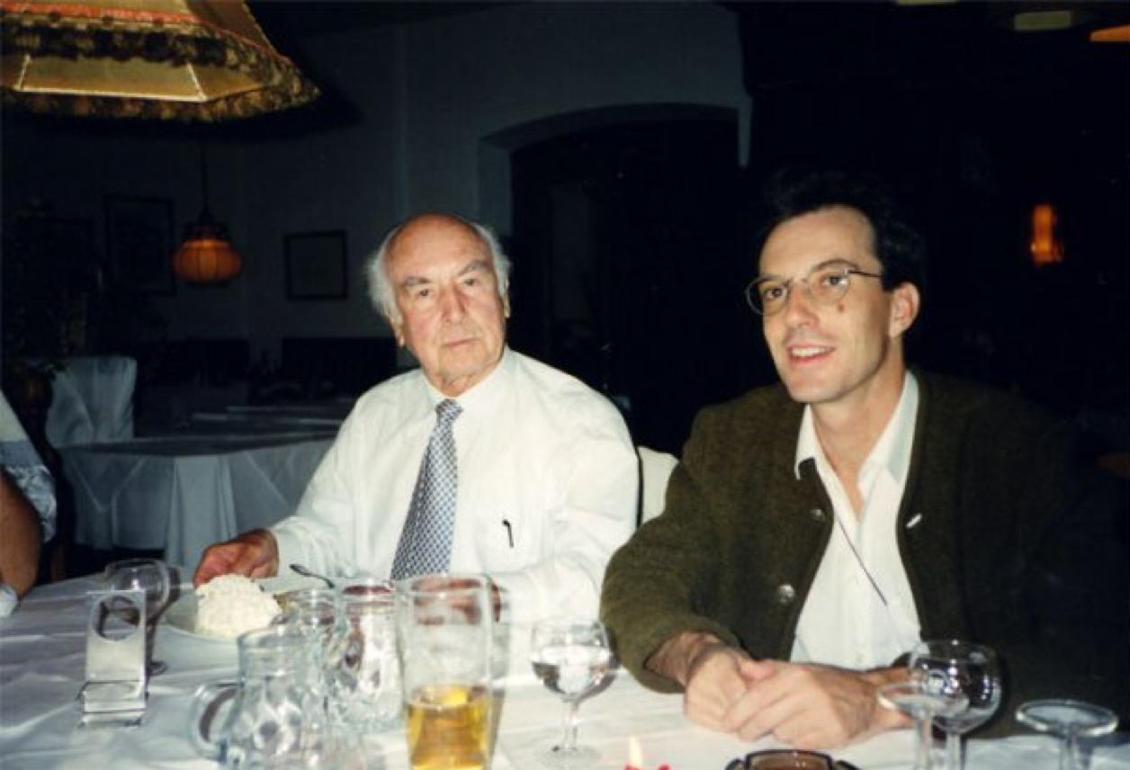 Dr. Hofmann, Morgan Russell